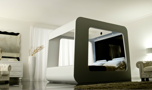 MODERN LUXURY BED DESIGN