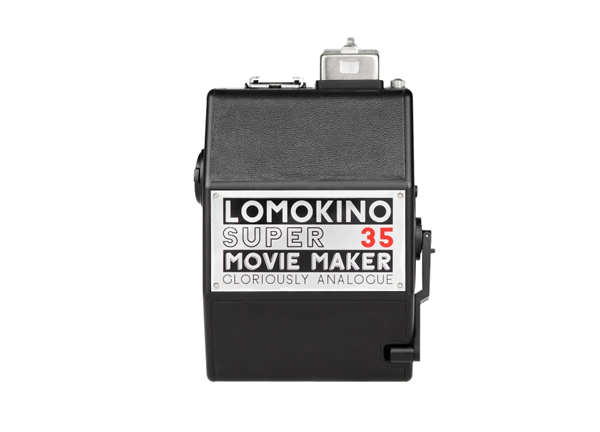 LOMOKINO: A COOL NEW VINTAGE VIDEO CAMERA