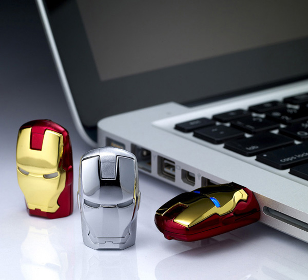 CLEVER LITTLE AVENGERS USB FLASH DRIVES