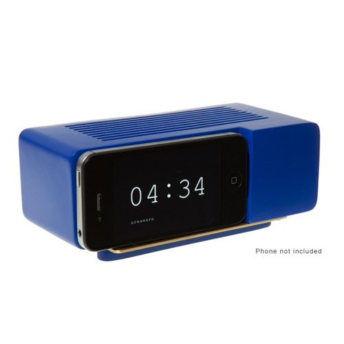 OLD SCHOOL FLIP ALARM CLOCK FOR iPHONES