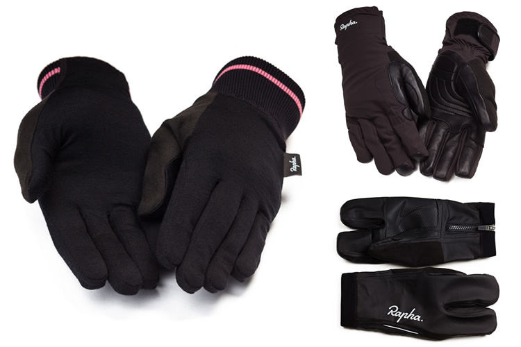 Rapha 2013 Winter Glove System