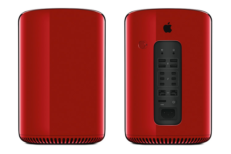 Project (RED) Auction Mac Pro