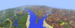 Intern Reproduces 86,000 Square Miles Of British Geography In Minecraft