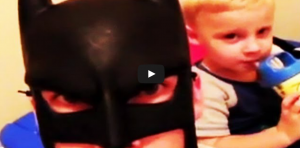 BatDad Strikes Back With a Hilarious New Vine Compilation