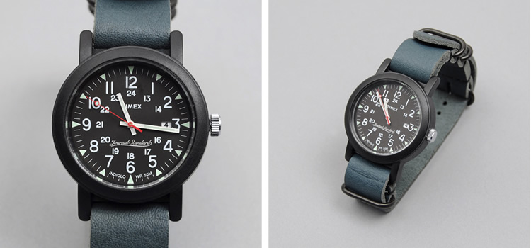Timex x Journal Standard Camper Watch