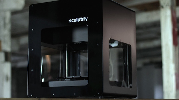 Sculptify's David Is A Giant Leap For 3D Printing