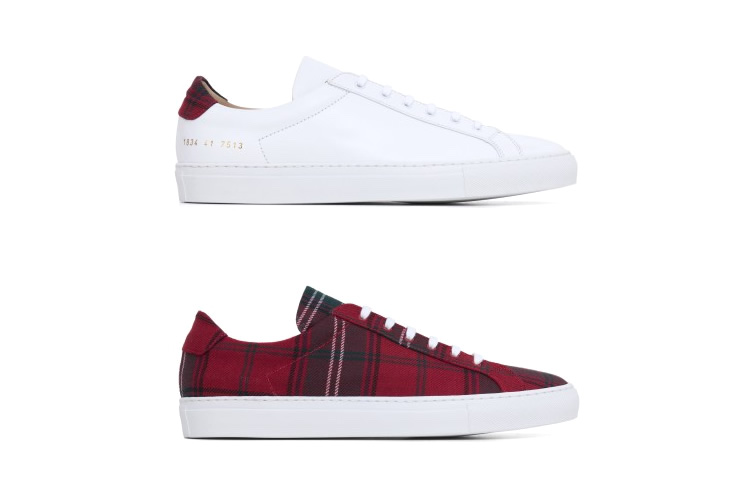 Common Projects for Dover St Markets 10th Anniversary