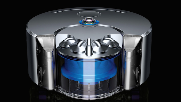 Dyson 360 Eye Robot: The Vacuum Of The Future Is Here