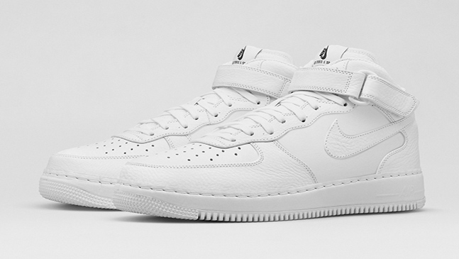 The Iconic Air Force 1 Revamp by NikeLab