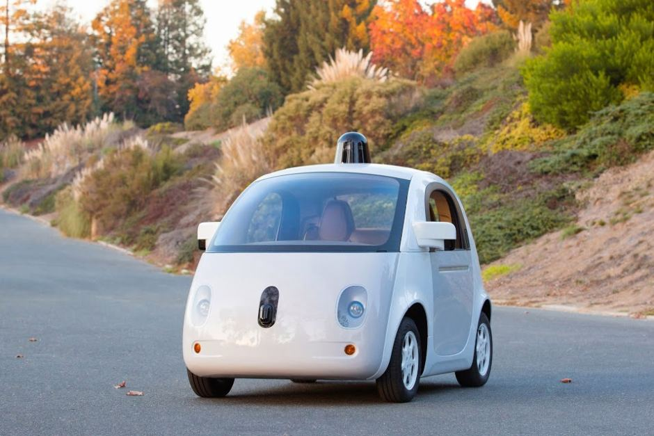 Google's self driving car ready to hit the road
