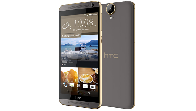 The New HTC One E9+ Phablet Is Gorgeous