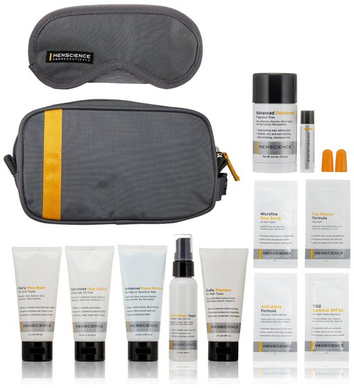 5 Men's Travel Kits For On The Go Grooming