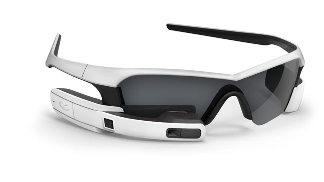 Recon Jet Is Like Google Glass For Athletes