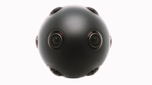 Nokia's Ozo Is The World's First Virtual Reality Camera