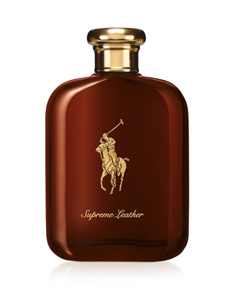 Ralph Laurens new fragrance, Polo Supreme Leather