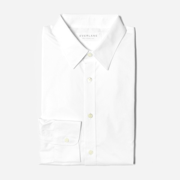 Everlanes limited edition Italian Shirting