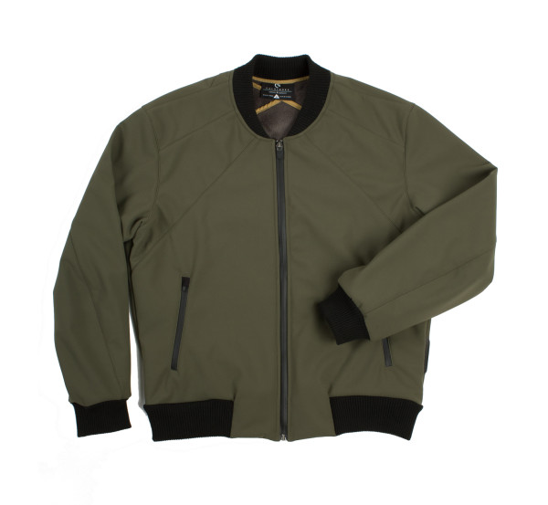 COLDSMOKE gives the bomber jacket a technical refresh