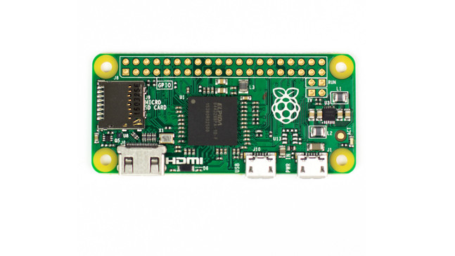 Raspberry Pi Zero Is A $5 Hacker's Dream