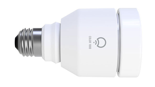 Liftx Color 1000 Smart Bulb Blows Hue Out Of The Water