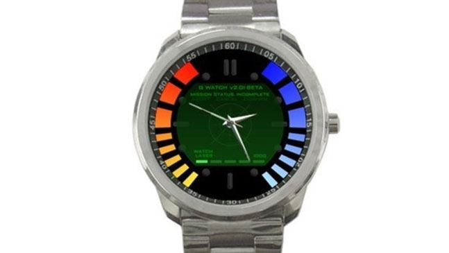 This Is The GoldenEye N64 inspired Watch You've Always Wanted