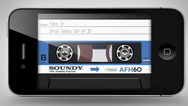 Relive Your 80s Cassette Experience With AirCassette