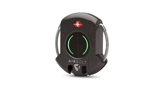 AirBolt Is The Best Way To Keep Your Luggage Safe
