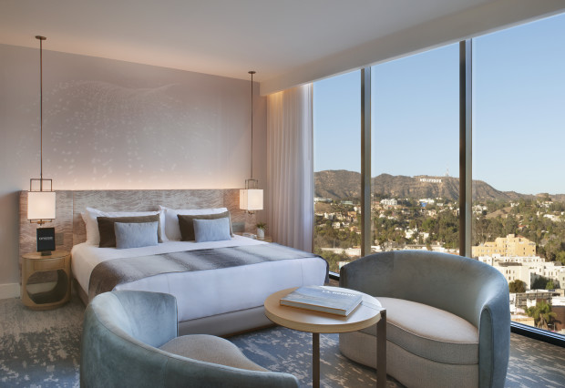 Dream Hotels brings its latest property to Hollywood, CA