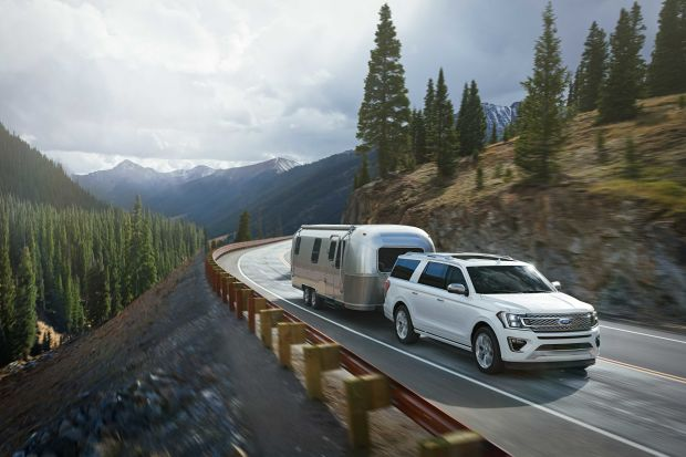Ford reveals the all new 2018 Expedition
