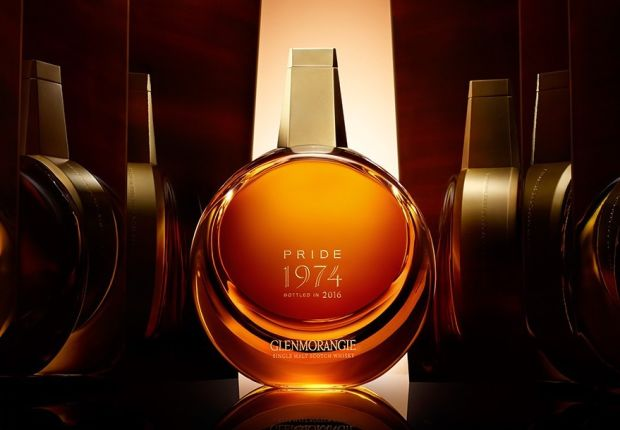 Glenmorangie releases its oldest single malt ever, Pride 1974