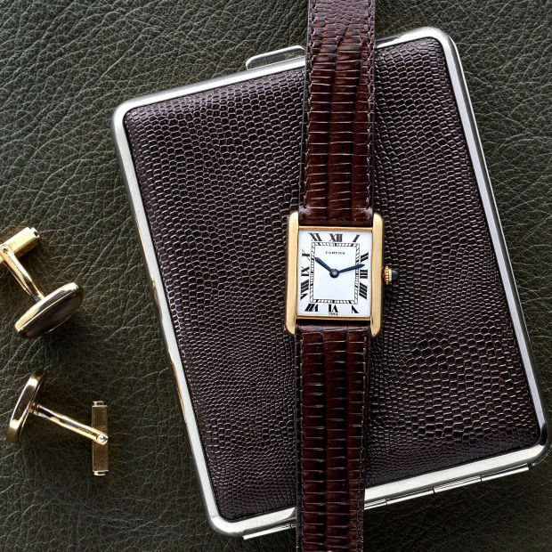 Youll want to keep an out for this Cartier the next time youre vintage watch shopping