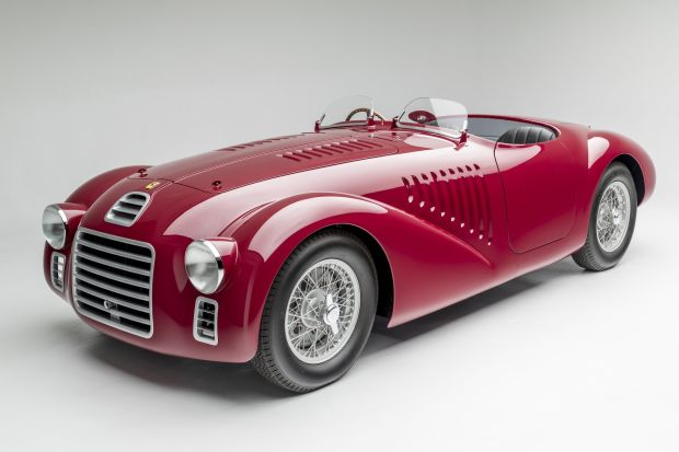 The Petersen celebrates 70 Years of Ferrari