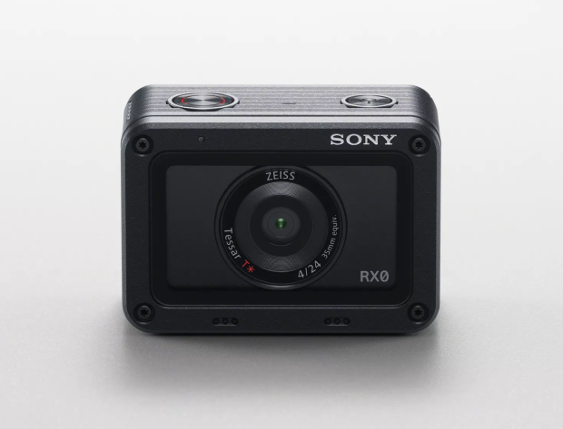 Sony adds an action cam to its premium RX line