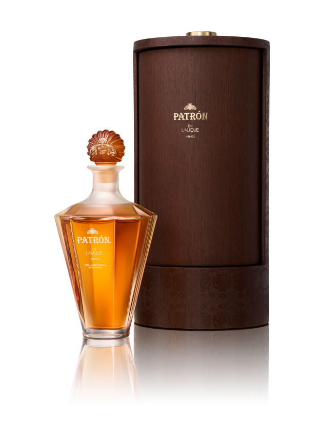 Lalique and Patrón launch their Serie 2 bottle