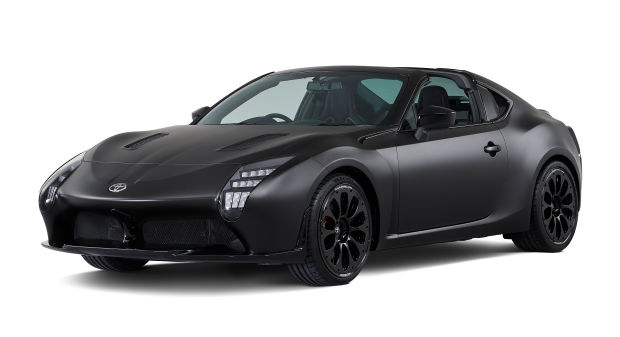 Toyota GR HV SPORTS concept teases the possibility of a future hybrid targa