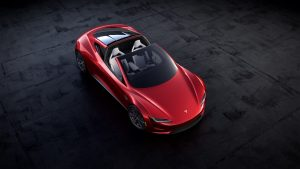 New Tesla Roadster is the Fastest Production Car Ever