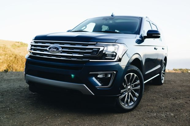 Fords newest Expedition is a boxy behemoth brimming with luxury and capability