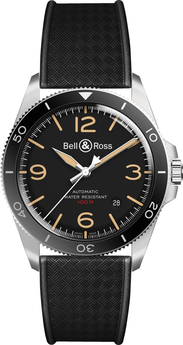 Bell & Ross presents the next evolution of its BR Heritage line