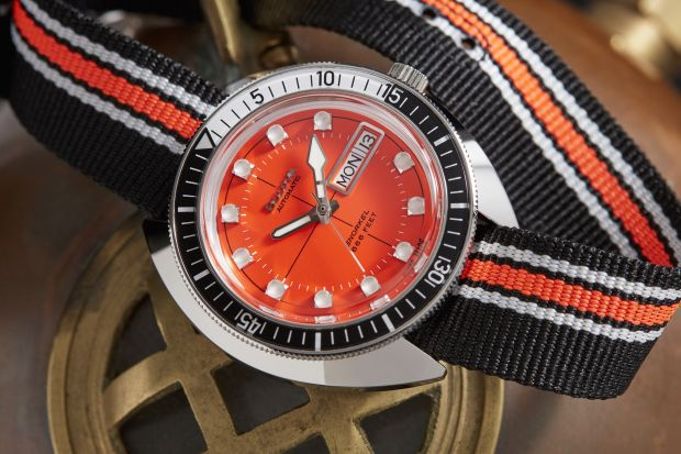 Bulova reveals its Devil Diver collaboration with Analog/Shift
