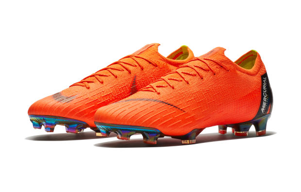 Nikes latest Mercurial boots showcase their next generation Flyknit construction
