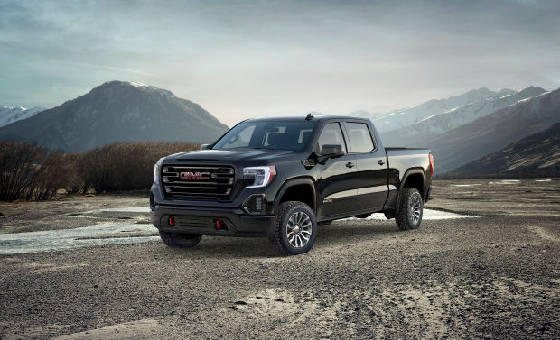 GMC introduces the new AT4 line