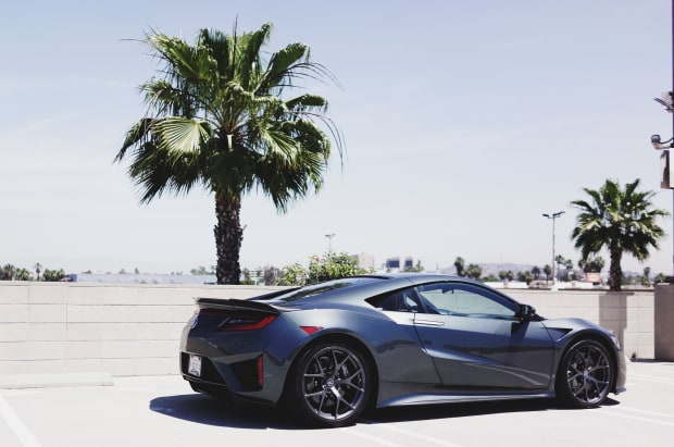 The new Acura NSX just might be the best supercar for everyday use