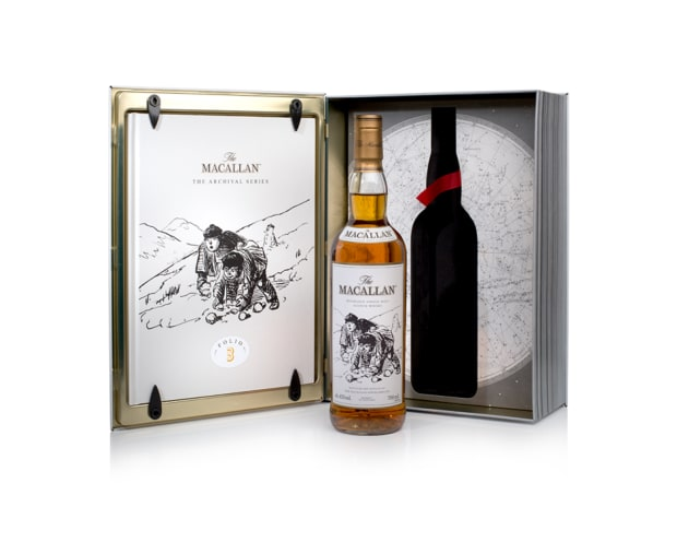 The Macallan releases its Archival Series Folio 3