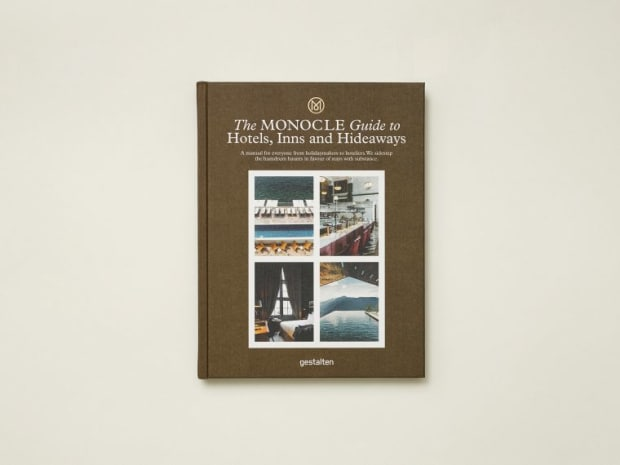 Monocle looks at the state of hospitality with their Guide To Hotels, Inns & Hideaways