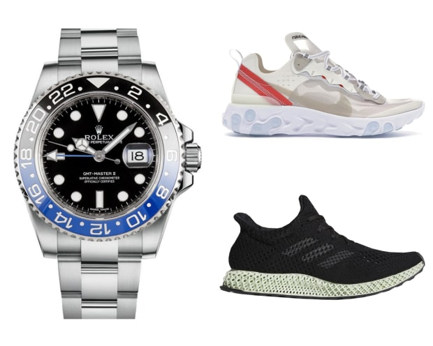 How the Stock Market for Things helps you invest in the right sneakers (and watches)