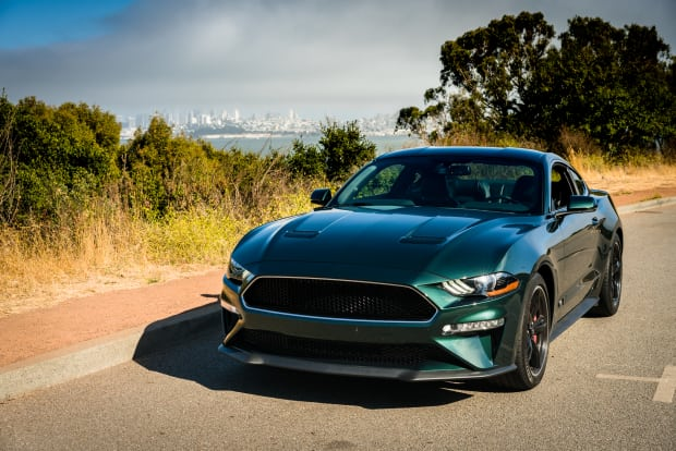 Fords new Bullitt recaptures the spirit of a cinema icon