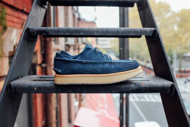 3sixteen adds a pair of indigo dyed Yuketens to its 15th anniversary collection