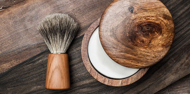 use shave soap