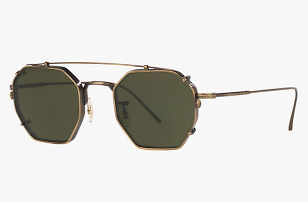 Oliver Peoples releases a special edition sunglass for its new Assouline book