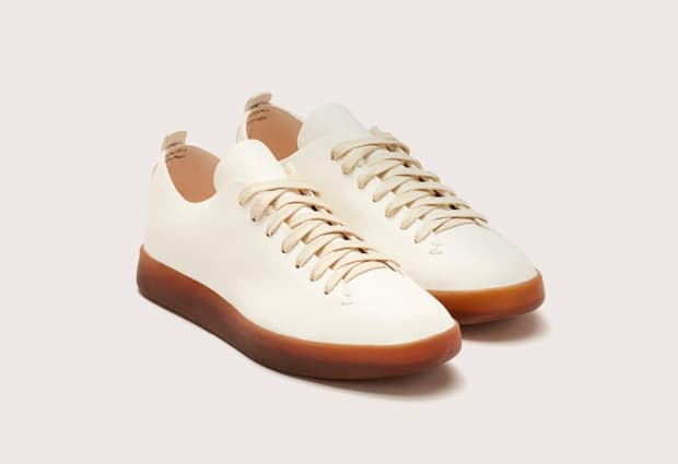 Feit updates its Hand Sewn Low with a natural latex outsole