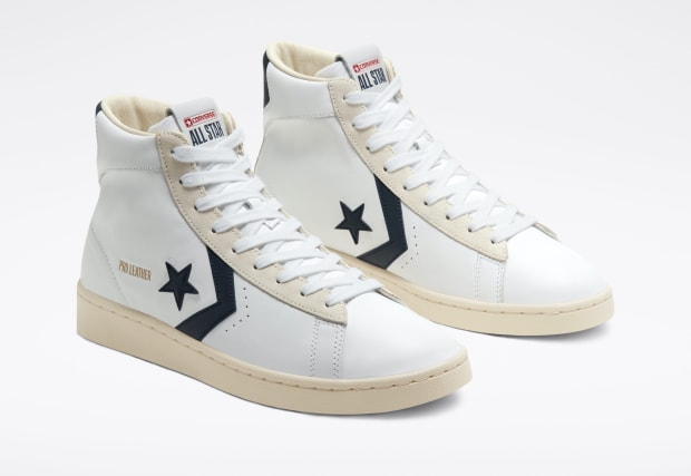 Converses latest Pro Leather celebrates its history on the basketball court